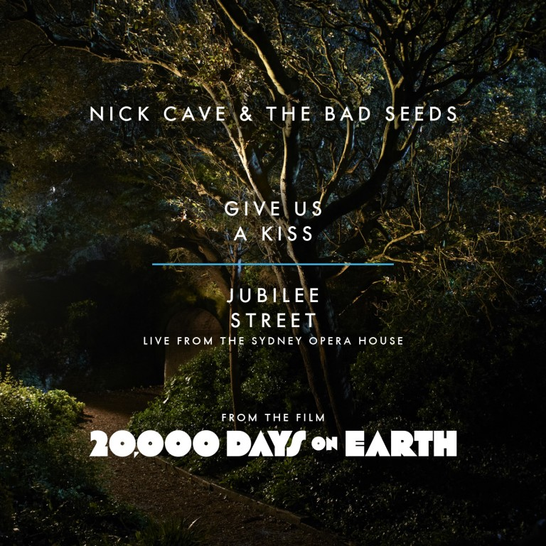 20000 days on earth soundtrack