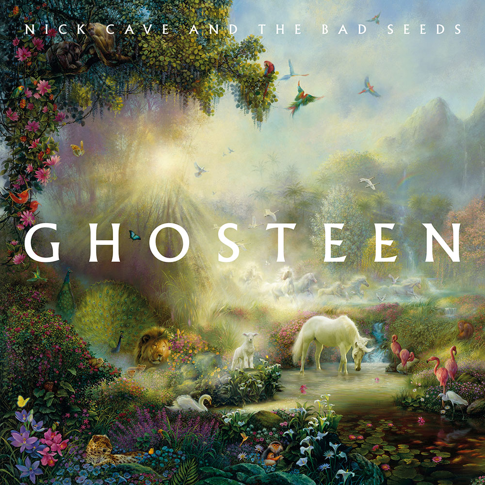 nick cave new album ghosteen